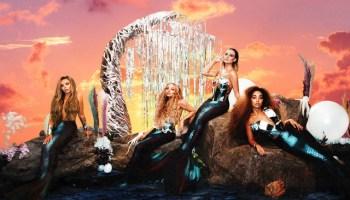 Little Mix – Holiday Lyrics