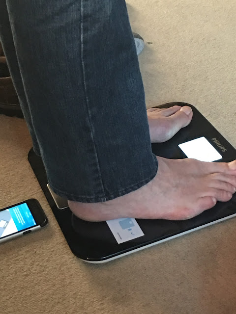 Philips body analysis scales
