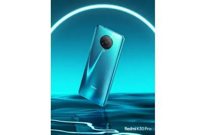 Redmi K30 Pro & K30 Pro Zoom Edition Teaser Image