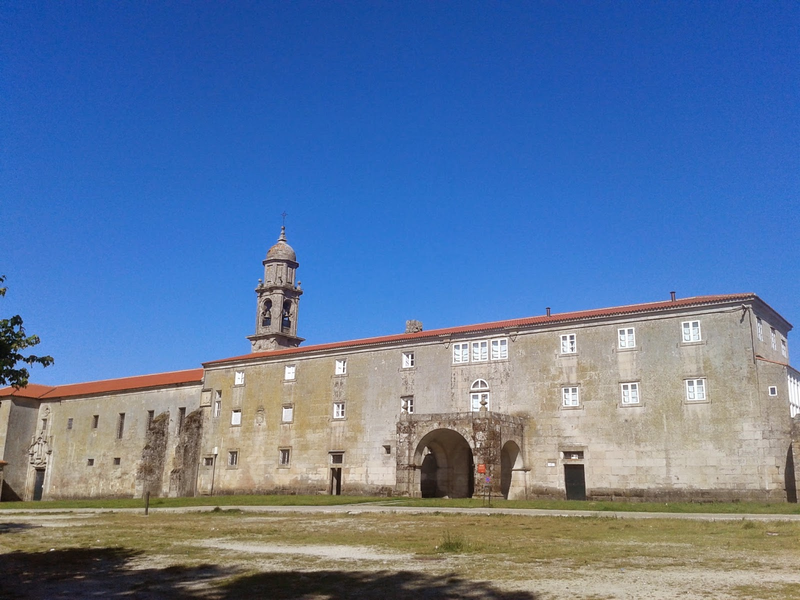 Convento de Santa Clara en Allariz