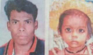 आगासोद दोहरा हत्याकांड पिता बेटी की गला रेत कर हत्या हो गई और किसी ने चीख ना सुनी