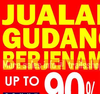 Branded Warehouse Sale Kedah
