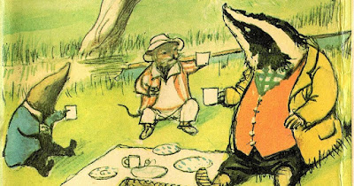 Wind in the willows scene