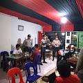 Cegah Penyebaran Covid-19, Personil Polres Kepulauan Selayar Himbau Warga Tidak Kumpul