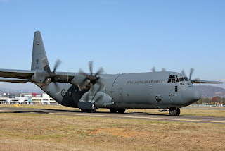 C-130J Super Hercules Australia