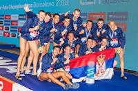 WATERPOLO - Campeonato de Europa masculino 2018 (Barcelona, España): Serbia es tetracampeona del continente tras derrotar a España en los penaltis