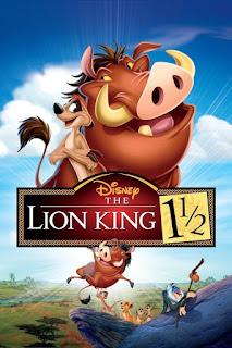 The Lion King 1½ [2004] [DVDR] [NTSC] [Latino]