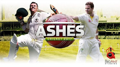 Ashes Cricket 2017 Review