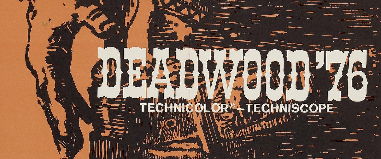 Película Deadwood '76 Online