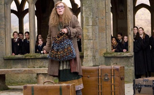 Hermione không đăng kí học môn tiên tri của giáo sư sybill trelawney