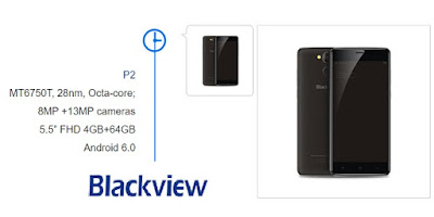 Blackview P2, Blackview P2 review, Blackview P2 specs, android marshmallow, new android smartphone,