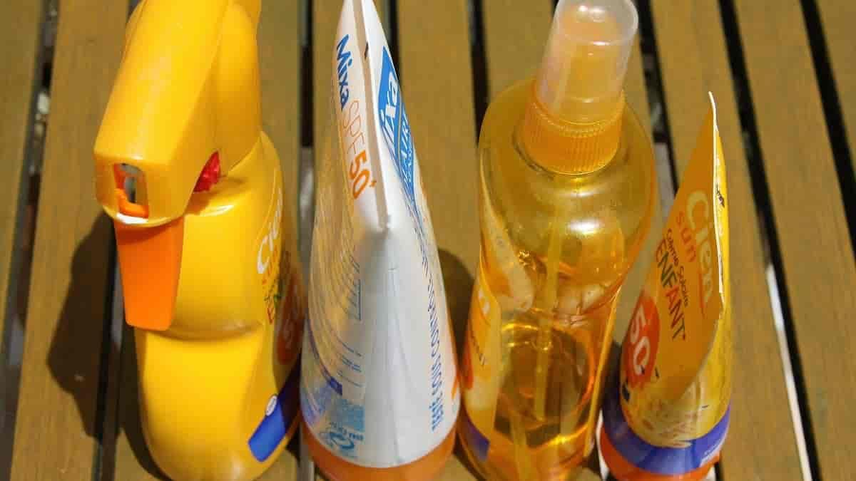 Como proteger a pele das crianças