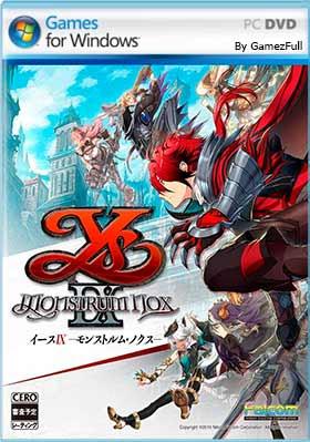 Ys IX Monstrum Nox (2021) PC Full