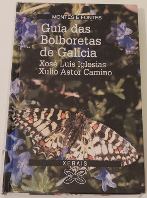 Guía das bolboretas de Galicia