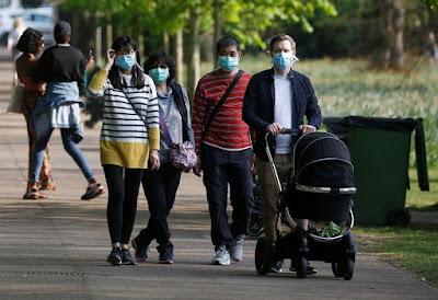 بريطانيا تقوم بمنع موجة ثانية من فيروس كورونا