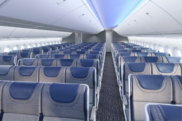Boeing 777-8 Interior Economic Class