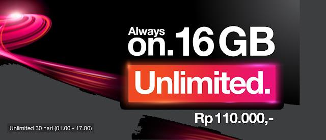 Paket-Unlimited-Tri-terbaru