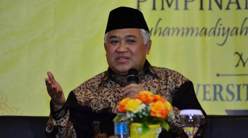 "Umatizen | Beredarnya 40 Masjid Intoleransi Di Jakarta, Din Syamsuddin: ""Harus Jelas Dasarnya"" | Opini| Umatizen.com"