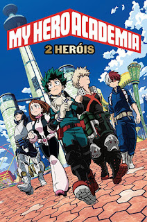 My Hero Academia: 2 Heróis - BDRip Dual Áudio