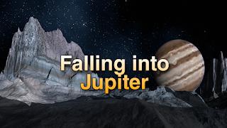 Fall into Jupiter