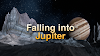 What would be happen if we fall into Jupiter