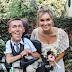 Disabled man who was born with a neuromuscular disease marries his able-bodied fiancée