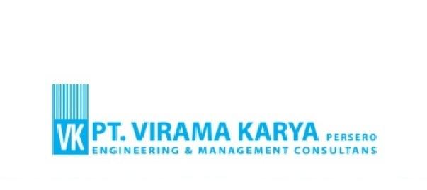 Rekrutmen Pegawai BUMN PT VIRAMA KARYA (Persero) Tingkat D3 S1 Bulan Maret 2020