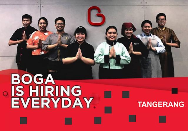 Lowongan Kerja ASocial Media Staff Boga Group Tangerang