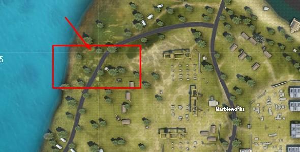 Lokasi Peta Harta Free Fire Hari Ke 29 Map Purgatory