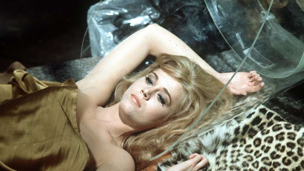 Jane Fonda aktris, aktivis, dan ratu kebugaran