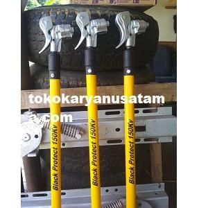 Jual Grounding Tester Reviews Black Protect 150KV di Jakarta