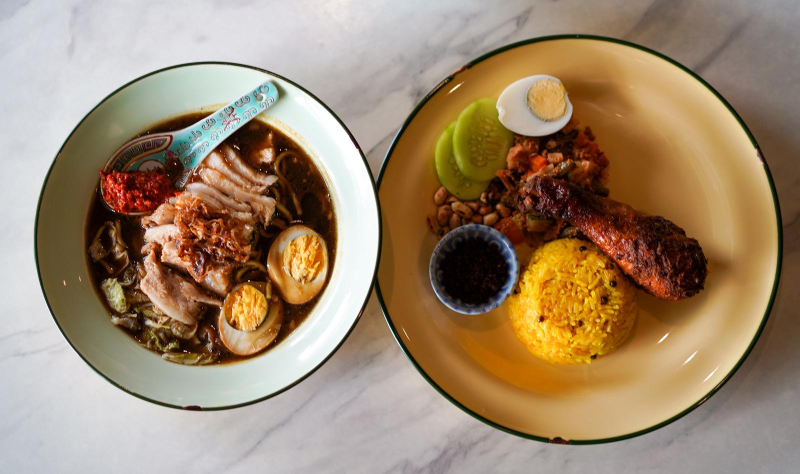 Old Hse Nyonya Cuisine, Taman Bukit Indah
