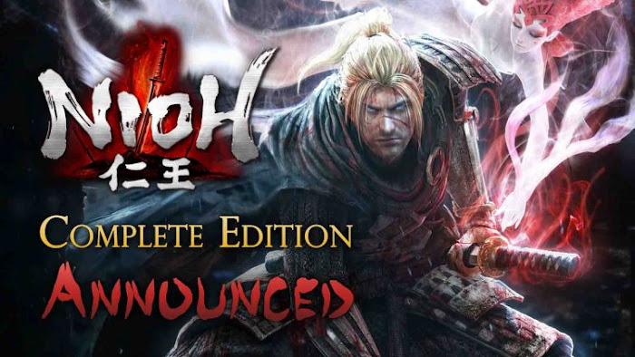 Nioh: Complete Edition (Region Free) PC