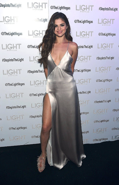 "Actress, Singer, @ Selena Gomez at ""Revival"" Tour Opening After Party in Las Vegas"