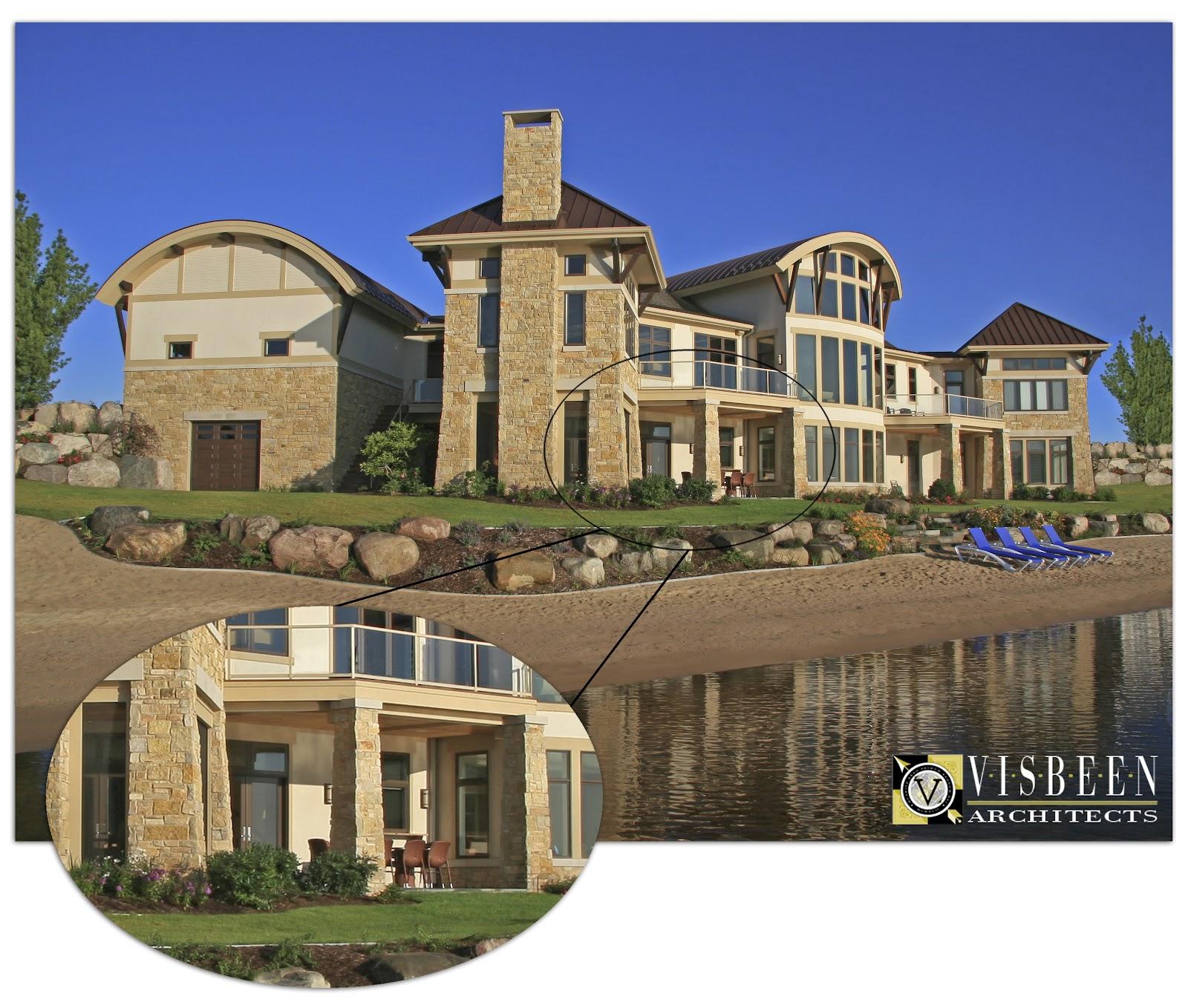 Visbeen Architects: Visbeen Architects: Architectural Tutorial: Battered Walls