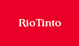 Rio Tinto Required job list in 2021