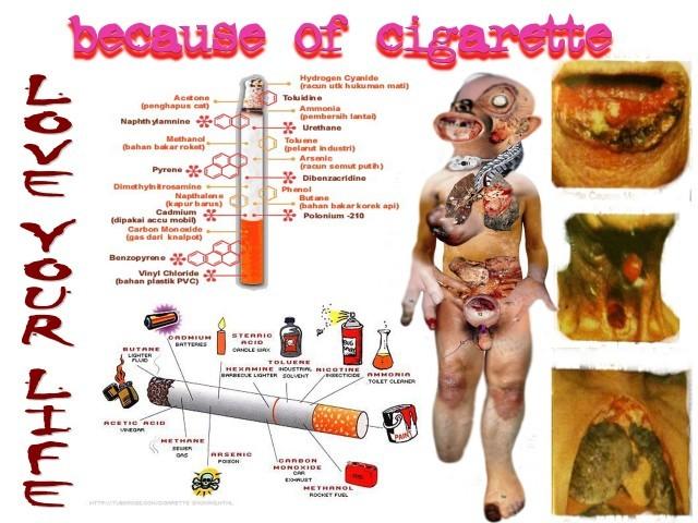 Mengapa Judulnya Berhenti Merokok Secara Autodidak