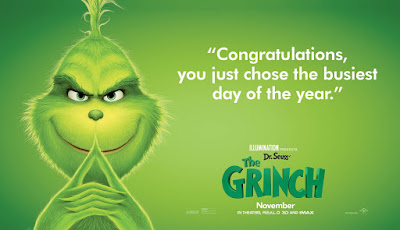 The Grinch 2018 Poster 39