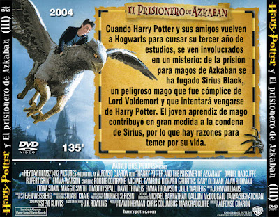 Harry Potter y El prisionero de Azkaban - [2004]