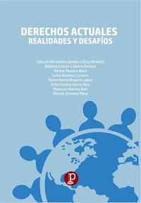 """[LIBRO 2020] """"Derechos actuales. Realidades y desafíos"""""""