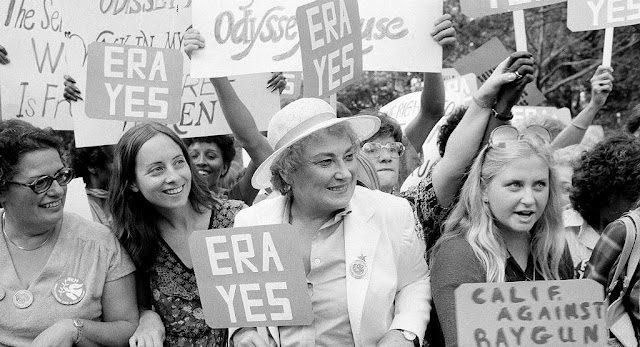 Bella Abzug Women's Equality Day