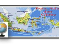 Bahan Ajar Peta, Atlas dan Globe SMP VII