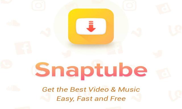 تحميل تطبيق SnapTube اخر اصدار