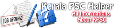 Kerala PSC Helper | All Info About KPSC