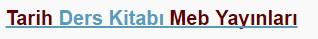 tarih-meb