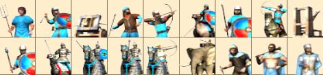 Rome Total War: Barbarian Invasion Sassanids (Sasani İmparatorluğu) Faction