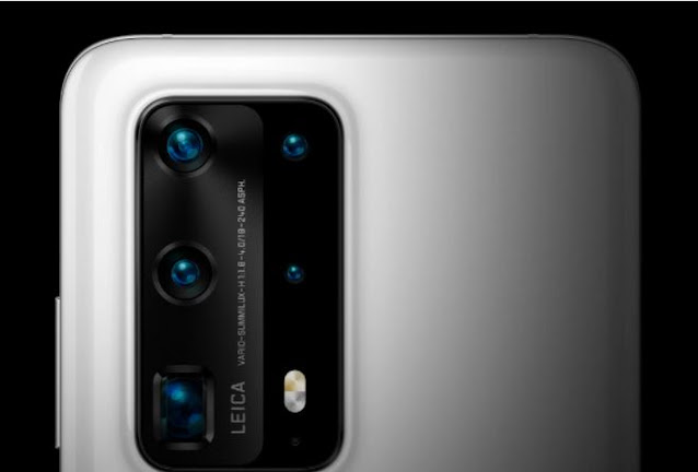 Smart expands 5G device line-up with Huawei P40 Pro+ 5G