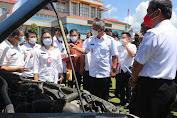 "Diduga Aset Bergerak Disalahgunakan,FDW PYR ""Sweeping"" Semua Mobnas dan Motnas Milik Pemkab Minsel"