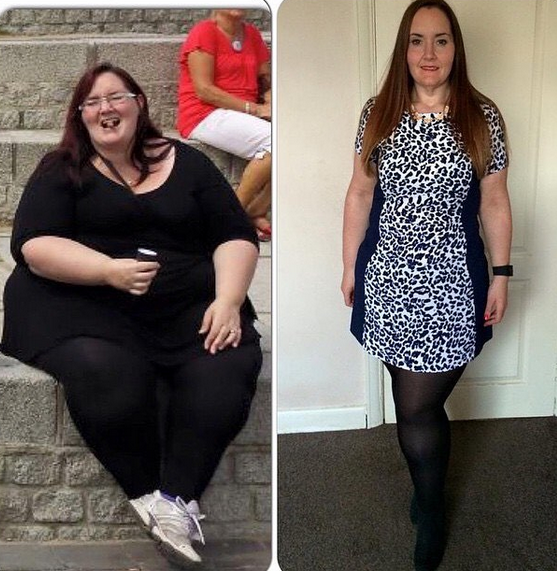 Weight loss, leave the comfort zone and go to the fight