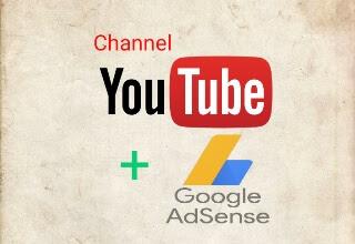 Cara terbaru mengaitkan channel youtube ke Google AdSense